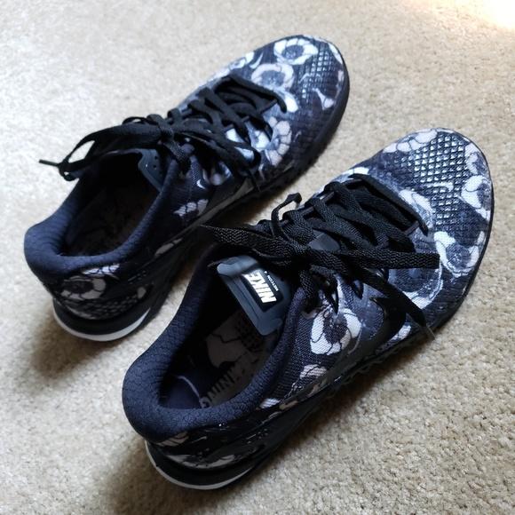 Nike Metcon 4 Xd Premium Black Floral